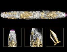CARAN d'ACHE > Les Instruments d'Ecriture et Accessoires > Les Pieces d'exception > Collection Artiste > Divinité > Ganesh