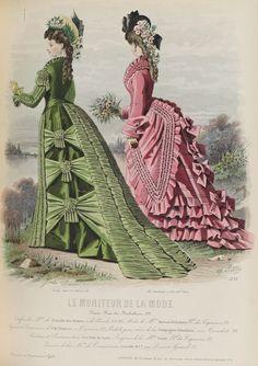 Home - Ilse Gregoor Costume Design Vintage Gowns, Mode Vintage, Vintage Outfits, Fashion Moda, Retro Fashion, Vintage Fashion, Victorian Gown, Victorian Fashion, Historical Costume