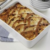 TIP TOP's Raisin Bread & Butter Pudding Recipe - Quick and easy at woolworths.com.au