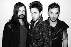 30 seconds to mars ,.. Heros