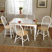 Found it at Wayfair - Tara 5 Piece Dining Set $392.73