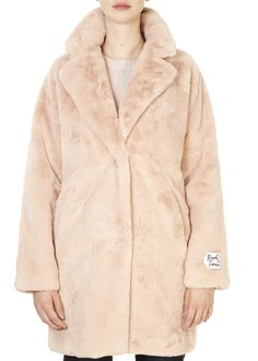 This is the 'Joela' Misty Rose Faux Fur Coat by our friends at Rino & Pelle! A gorgeous piece to layer over your outfit giving it that finishing touch. In a super soft faux fur with a long length fit, this Joela coat can be worn for any occasion to make heads turn. Winter Coats Women, Faux Fur, Shop Now, Fur Coat, Rose, How To Make, Jackets, Touch, Outfits