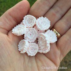 Ruffled ribbon roses video tutorial