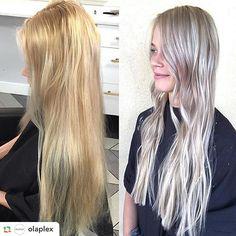 Mutlu Pazarlar! Olaplex bir sihirli değnek değil, ancak açma işlemlerinde saçlarınızın sağlığını güvence altına alan bir sigorta❗️☂ @olaplex @hairbyemilyyy #olaplex #olaplextr #olaplexturkey #olaplexturkiye #olaplextreatment #olaplexlove #olaplexhair #hair #treatment #haircare #blonde #healthyhair #transformation #hairtransformation #beforeandafter