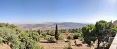 View from Mount Tabor.