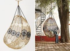 From plant hanger to Gucci dress: macrame!