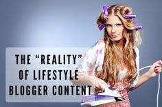"Inside the ""reality"" of lifestyle blogging"