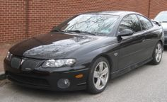 2004 Pontiac GTO - Wikipedia, the free encyclopedia