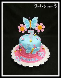 flower cake chiara - claudia behrens