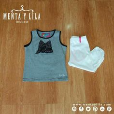 Conjuntos de prendas para niñas con 10% de descuento en marcas de Rosalita Señoritas. http://www.mentaylila.com/blog/11-ninas/327-descuento-en-colecciones-para-ninas-y-ninos