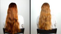 Eigentlich ist es fürs Gesicht gedacht. Aber wenn du es in deine Haare machst? Verblüffendes Ergebnis!