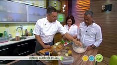 Humuszvariációk tönköly pitával - tv2.hu/fem3cafe Chef Jackets, Vegan, Vegans
