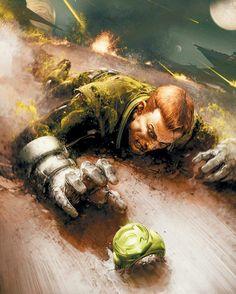 DC: GREEN LANTERN/GUY GARDNER