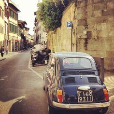 VIa Romana, Florence