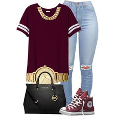 02:14:15 by diggysimmion on Polyvore featuring interior, interiors, interior design, home, home decor, interior decorating, Victoria's Secret PINK, Converse, MICHAEL Michael Kors and Oasis