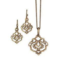 Proud Heritage Necklace and Earrings Gift Set youravon.com/rhianajones