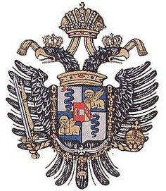Wappen Königreich Lombardo-Venetien – coat of arms of the Kingdom of Lombardy-Venetia,
