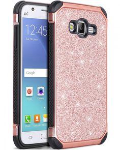 Galaxy J7 Case, BENTOBEN 2 in 1 Luxury Glitter Bling Hybrid Slim Hard Covers Spa    eBay