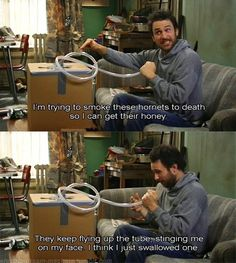 You never really think all the way through a plan before you start it. | 29 Bad Habits You Picked Up From Charlie Kelly