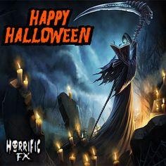 Happy Halloween From Horrific FX