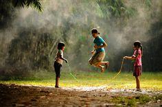 Cara Menghilangkan Lemak Diperut dengan Lompat Tali