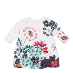 4ca1ae6d7b8e Catimini WIldflower Dress (6M - 3T) Little Girl Dresses