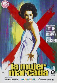 Una mujer marcada [Material gráfico] / Jano ; director cinematográfico Daniel Mann.-- Valencia : Gráficas Valencia, D. L. 1961.  Signatura: CAR / 1681