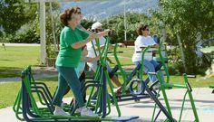 Por Dentro... em Rosa: Exercícios e a longevidade