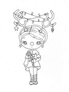Free coloring page for your little one...or you | Flickr - Photo Sharing!