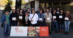 GRANADA.La marca de la Diputación de Granada ha dado la bienvenida esta mañana a 64 nuevas incorporaciones con la entrega de una placa, y ha adelantado el objetivo para