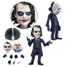 Batman The Dark Knight Joker Deformed Action Figure - Union Creative - Batman - Action Figures at Entertainment Earth