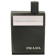 Prada Amber Pour Homme Intense by Prada 3.4 oz EDP Spray TESTER for Men NIB #Prada