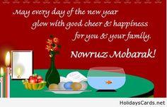 Nowruz Mobarak Card 2015
