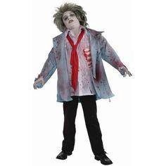 Zombie Boy Child Costume