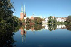 #Malerwinkel in Lübeck