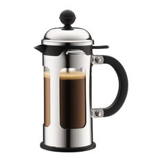 CHAMBORD French Press coffee maker, 3 cup, 0.35 l, 12 oz, s/s Shiny   Me acabo de comprar este   ( just buy this one)