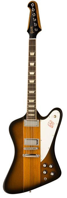 vintage sunburst firebird. one of the nicest guitars ever made