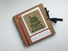 Excited to share the latest addition to my shop: Personalised Christmas Photo Album, Scrapbook, Memory Book Perfect Christmas Gift Photo Album Scrapbooking, Scrapbook Albums, Gifts For Work Colleagues, Fancy Shop, Family Tree Frame, Christmas Scrapbook, Perfect Christmas Gifts, Memory Books, Family Gifts