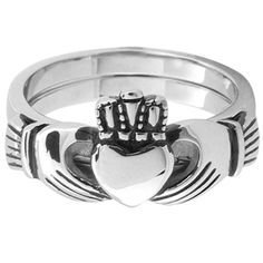 Future beefy male present? I think yes. They have to be given by someone like oh idk a BEST FRIEND. We should get each other claddaugh rings