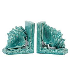 gorgeous bookends