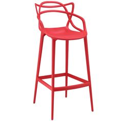 Modway Plastic Entangled Bar Stool - Overstock™ Shopping - Great Deals on Modway Bar Stools