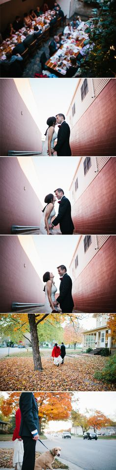 Campbell Lawrence Kansas Wedding || The Entrance Collective