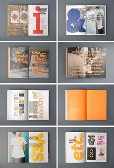 Re: ISSUE 01 2012-13 on Behance