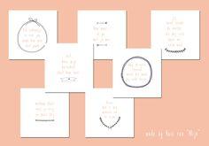 """Kaarten, woonkaarten, teksten, quotes, ontwerp by Huis van """"Mijn"""""""