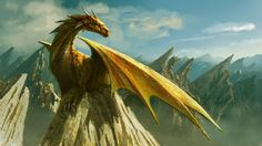 Dragon Fantasy Wallpaper | Fantasy - Dragon Hintergrundbild