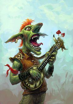 Goblin by skor2d on DeviantArt