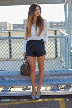 Getting in the Mood for Spring Looks   Negin Mirsalehi