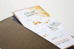 Stop & Dream   Invitación de boda · Wedding card: Wine