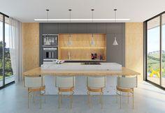 Casa Modular projetada por Tripper Arquitetura