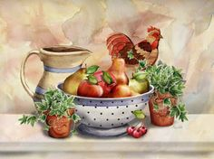 The Cream Pitcher by Abby White ~ still life art